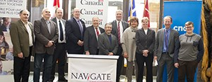 Navigate Entrepreneurship Centre receives federal, provincial funding