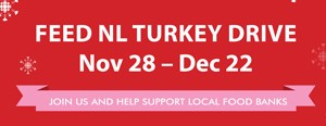 Feed NL Turkey Drive