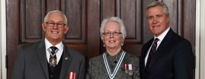 CNA Board Chair honoured with Order of Newfoundland and Labrador