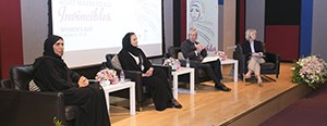 CNA-Q Hosts International Women's Day Activities
