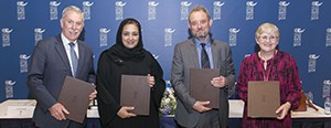 College of the North Atlantic-Qatar, University of Aberdeen sign Articulation Agreement